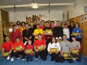 Wingchun Day 2 - Napoli